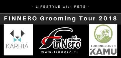 FinNero Grooming Tour 2018