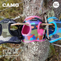 CAMO DOUBLE liivivaljaat Classic, Rainbow ja Forest Lake