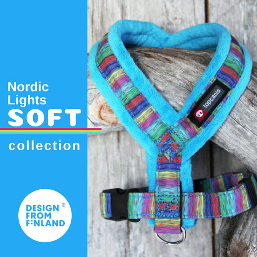 Nordic Lights Soft valjas turkoosin