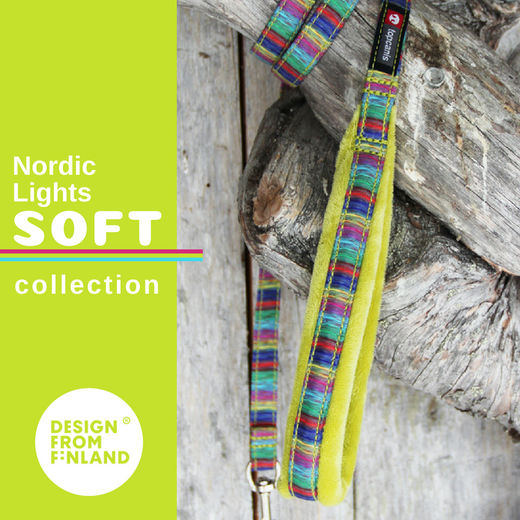 Nordic Lights Soft lime talutin