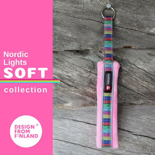 Nordic Lights Soft pinkki panta
