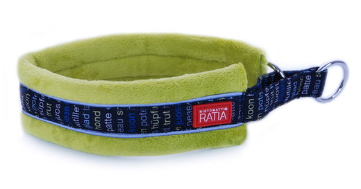 RATIA Soft panta lime