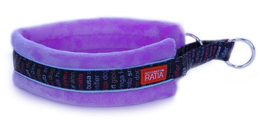 RATIA Soft panta violettina